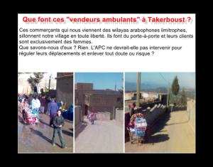 Marchants ambulants étrangers: danger ! dans Problèmes du village Etrangers-à-Takerboust-300x235